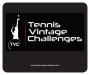 Tapis de souris Tennis Vintage Challenges 1